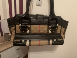 Burberry Handbag beige-black