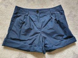 Burberry Brit Shorts blu scuro