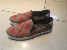 Burberry Brit Sneaker slip-on multicolore