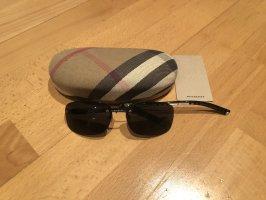 Burberry Okulary retro czarny