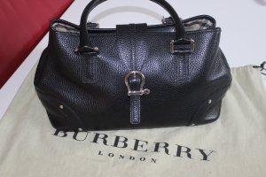 Burberry Sac Baril noir
