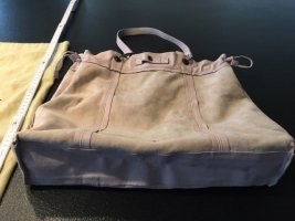 Burberry Shopper light pink leather