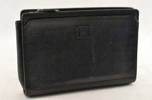 Burberrys Check Pouch