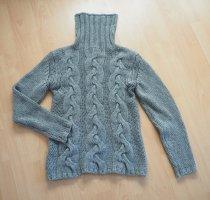 Burberry Turtleneck Sweater grey