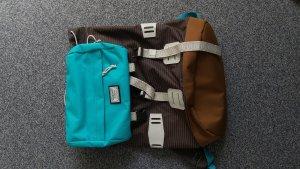 Burton Sac à dos de randonnée brun-turquoise