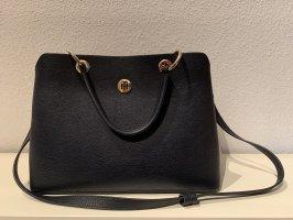Business Handtasche in dunkelblau von Tommy Hilfiger