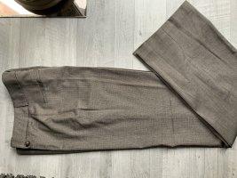 s.Oliver Pantalone da abito marrone-nero-marrone chiaro