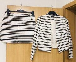 NoName Costume business noir-blanc