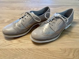 Tamaris Wingtip Shoes multicolored