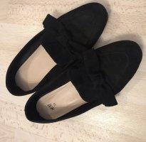 H&M Pantofel czarny
