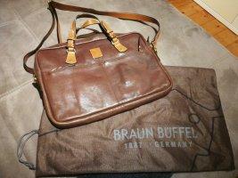 Braun Büffel Funda para portátil marrón