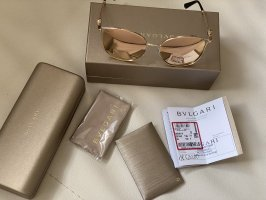 Bulgari Butterfly Glasses gold-colored