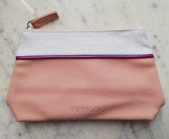 By Terry Makeup Tasche Kosmetiktäschchen rosa pink metallic weiß