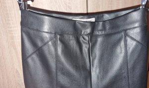 C&A Clockhouse Pantalone in pelle nero