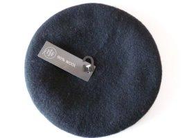 Canda Premium Béret noir laine