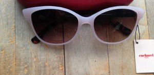 Cacharel Cateye Butterfly Sonnenbrille Brille rose