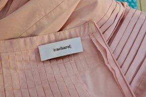 Cacharel Jupe à plis rose clair-vieux rose
