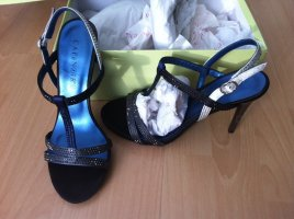 Café Noir Sandals dark blue