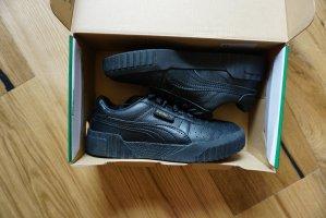 cali puma sneakers Schwarz