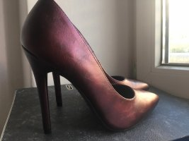 Catwalk High Heels bordeaux