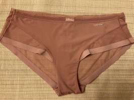 Calvin Klein Pantalone pigiama color oro rosa