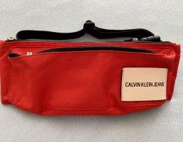 Calvin Klein Marsupio rosso