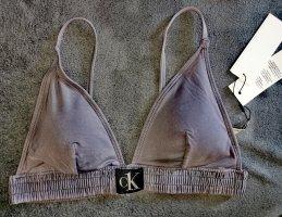 Calvin Klein Bikini szaro-fioletowy