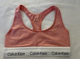Calvin Klein Reggiseno salmone