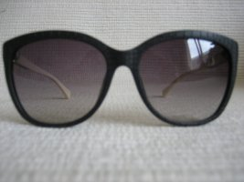 Calvin Klein Angular Shaped Sunglasses black-white