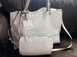 Calvin Klein Damen Handtasche Reversible Bag Neu 46x30cm