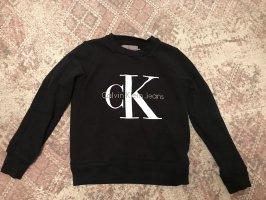 Calvin Klein Damen Pullover schwarz xs