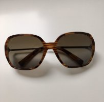 Calvin Klein Retro Glasses brown-black