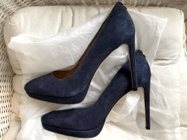 Calvin Klein High heels 38 Dunkelblau