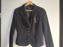 Calvin Klein Jeans Denim Blazer black