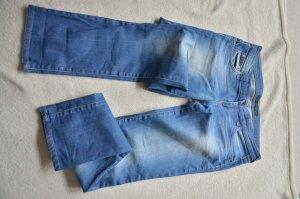 Calvin Klein Jeans Jeansy z prostymi nogawkami Wielokolorowy