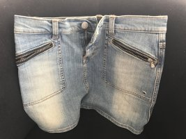 Calvin Klein Jeans Minirock im used Look, neu, ungetragen Gr 34