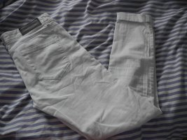Calvin Klein Jeans Skinny jeans wit-munt Katoen