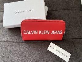 Calvin Klein Jeans Portmonetka Wielokolorowy