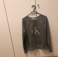 Calvin Klein Jeans Pullover/ Sweater grau