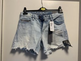 Calvin Klein Pantalón corto de tela vaquera multicolor