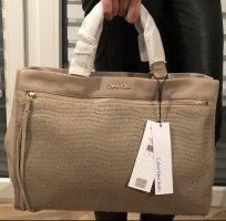 Calvin Klein Ledertasche / Handtasche / Christy Tote / Sommertasche / Neu