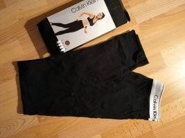 Calvin Klein Leggings blanco-negro