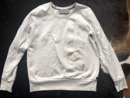 Calvin Klein Sweatshirt wit