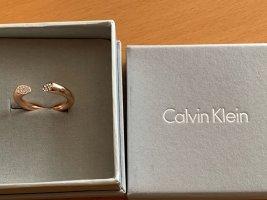 Calvin Klein Ring with Decorative Stone multicolored
