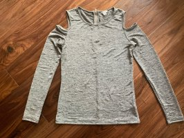 Calvin Klein Manica lunga argento