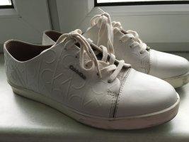 Calvin klein sneaker weiß Gr. 39
