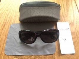 Calvin Klein Sunglasses grey violet synthetic material