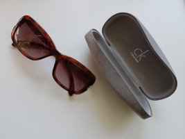 Calvin Klein Sunglasses brown-cognac-coloured