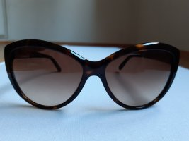 Calvin Klein Butterfly Glasses dark brown