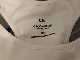 Calvin Klein Sport-BH in weiß, Gr. S